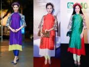 """Thời trang - Những nàng """"Tấm"""" xinh đẹp của showbiz Việt"""