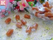 Bếp Eva - Kẹo chuối gừng tuyệt ngon cho Tết Nguyên Đán 2016