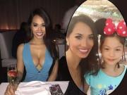 """Làm mẹ - Người mẫu gốc Việt kể cảnh ở tù Mỹ vì """"bắt cóc con"""""""