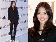 Làng sao - Shin Min Ah lộ mặt béo ú tại sự kiện