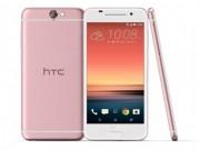 Eva Sành điệu - Smartphone One A9 của HTC có thêm phiên bản màu hồng giống iPhone 6S