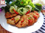 Bếp Eva - Chả mắm đơn giản mà ngon cơm