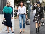 Thời trang - F5 phong cách mới mẻ cho phụ nữ ngoài 30
