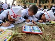 Tin tức - Gần 1.000 học sinh thi vẽ tranh kêu gọi bảo vệ loài gấu