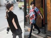Thời trang - Hoa hậu Thu Thủy tái xuất showbiz đầy phong cách
