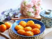 Bếp Eva - Rảnh rỗi làm mứt quất ngọt trị ho