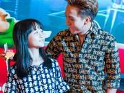 Làng sao - Hàn Khởi thân thiết bên bé Thanh Mỹ dự họp báo phim