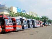 Bến xe Miền Đông TP.HCM bắt đầu bán vé xe Tết
