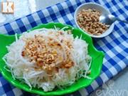 Bếp Eva - Giản dị với xôi dừa đậu phộng trong bữa sáng