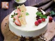 Bếp Eva - Độc đáo với bánh mousse socola vị phở