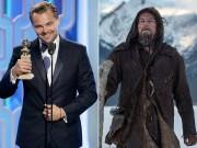 Làng sao - Leo DiCaprio chiến thắng vang dội tại Quả Cầu Vàng 2016