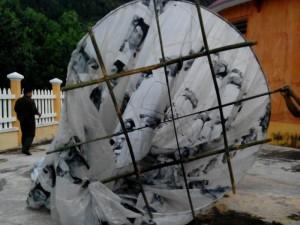 Vật thể lạ ở Quảng Nam có thể có nguồn gốc từ nước ngoài