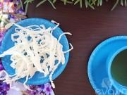 Bếp Eva - Ngon lạ với mứt củ cải vị vani thơm lừng