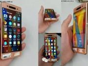 Eva Sành điệu - Sony Xperia C6 viền màn hình siêu mỏng lộ diện?