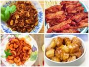 Bếp Eva - 4 món thịt ngon cho ngày lạnh
