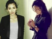 Làng sao - Mặc vest vẫn quyến rũ như Triệu Vy, Lưu Đào