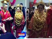 """Eva Yêu - Hoa mắt với đám cưới cô dâu tưởng """"gãy cổ vì vàng"""""""