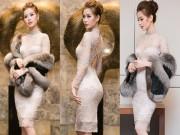 Thời trang - Á hậu Diễm Trang thôi miên mọi ánh nhìn tại sự kiện