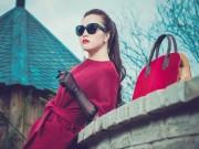 Tin tức thời trang - Thụy Vân biến đổi phong cách với hàng hiệu