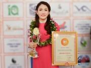 """Làm đẹp mỗi ngày - TMV Xuân Hương nhận giải thưởng """"Doanh nghiệp xuất sắc của năm"""""""