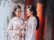 Làng sao - HH Sương Đặng về nước quảng bá vẻ đẹp Hà Nội