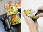 Những dụng cụ cắt gọt củ quả thông minh cho nhà bếp