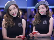 """Thời trang - Elly Trần khiến fan """"sốc"""" vì trẻ như thiếu nữ 18"""