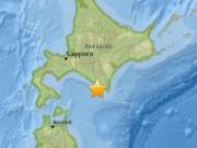 Động đất 6,7 độ richter tấn công Nhật Bản