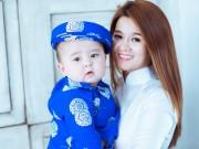 Làm mẹ - Mẹ con 'thiên thần lai' gốc Việt xúng xính áo dài cực yêu