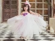 Làm mẹ - Cận cảnh chiếc váy mọi bà mẹ có con gái đều 'mê mẩn'