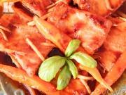 Bếp Eva - Cá hồi mắm gừng cay siêu ngon ngày Tết
