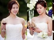 Nhan sắc lộng lẫy của những cô dâu trên màn ảnh nhỏ Hàn