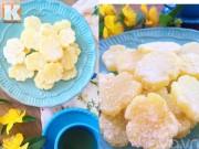 Bếp Eva - Mứt khoai tây thơm bùi đón Tết