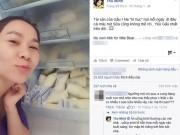 Bà bầu - Thu Minh khoe tủ sữa trữ đông cho con