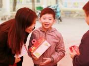 Tin tức cho mẹ - Tết đoàn viên: mùa xuân cho ông bà, bài học cho trẻ nhỏ