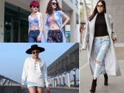 Thời trang - Sao Việt càng mặc đơn giản càng đẹp!