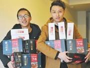 Trung Quốc: Công ty thưởng Tết nhân viên bằng... mỳ ăn liền