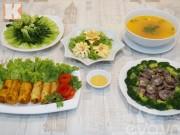 Bếp Eva - Mê mẩn với bữa cơm chiều hấp dẫn