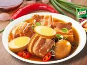 Bếp Eva - Thịt kho tàu ngày Tết: món ngon từ Nam chí Bắc