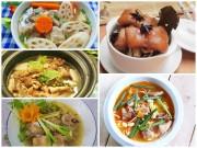 Bếp Eva - 5 món hầm ấm bụng ngày mưa rét