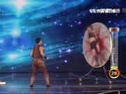 Clip Eva - Màn biểu diễn phi dao với tốc độ ánh sáng