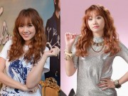 2 cách để có mái tóc xoăn retro trẻ như Hari Won