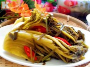 Bếp Eva - Cách muối dưa cải chua ngon mà không bị màng