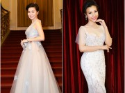 Thời trang - Lê Khánh, Hoàng Oanh cùng so vẻ yêu kiều