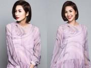 Thời trang - Tăng Thanh Hà rạng ngời trong trang phục tự thiết kế