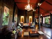 Nhà đẹp - Trang trí phòng khách để thần Tài gõ cửa