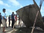 Phát hiện mảnh vỡ lớn nghi của MH370 tại Thái Lan