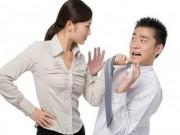 Eva tám - Đàn ông để vợ đánh là hèn...