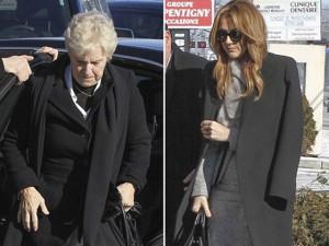 Sau đám tang chồng, Celine Dion lặng lẽ đến viếng anh trai