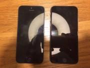Eva Sành điệu - iPhone 5se lộ ảnh, so dáng cùng iPhone 5